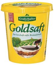 Grafschafter Goldsaft Becher